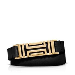 Tori Burch NWT Fitbit Flex 2 bracelet BLACK